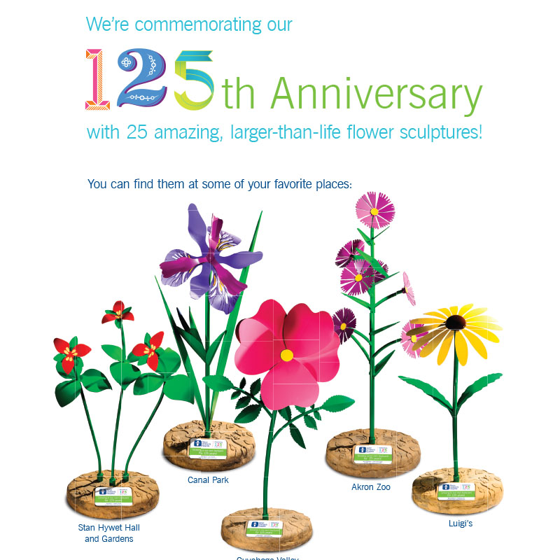 Celebrating 125 years with Akron Children's Hospital